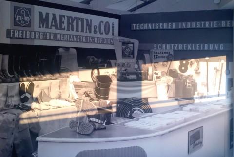 Oktober – Maertin &  Co. AG